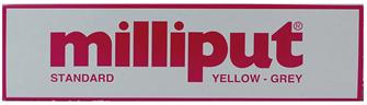 Milliput Standard (Yellow-Grey)