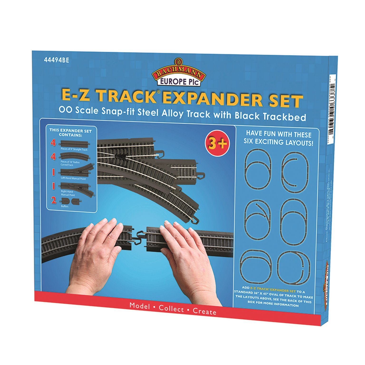 Thomas & Friends Track Layout Expander Pack