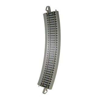 "18"" Radius Curved Track Bulk Pack (50/Box)"
