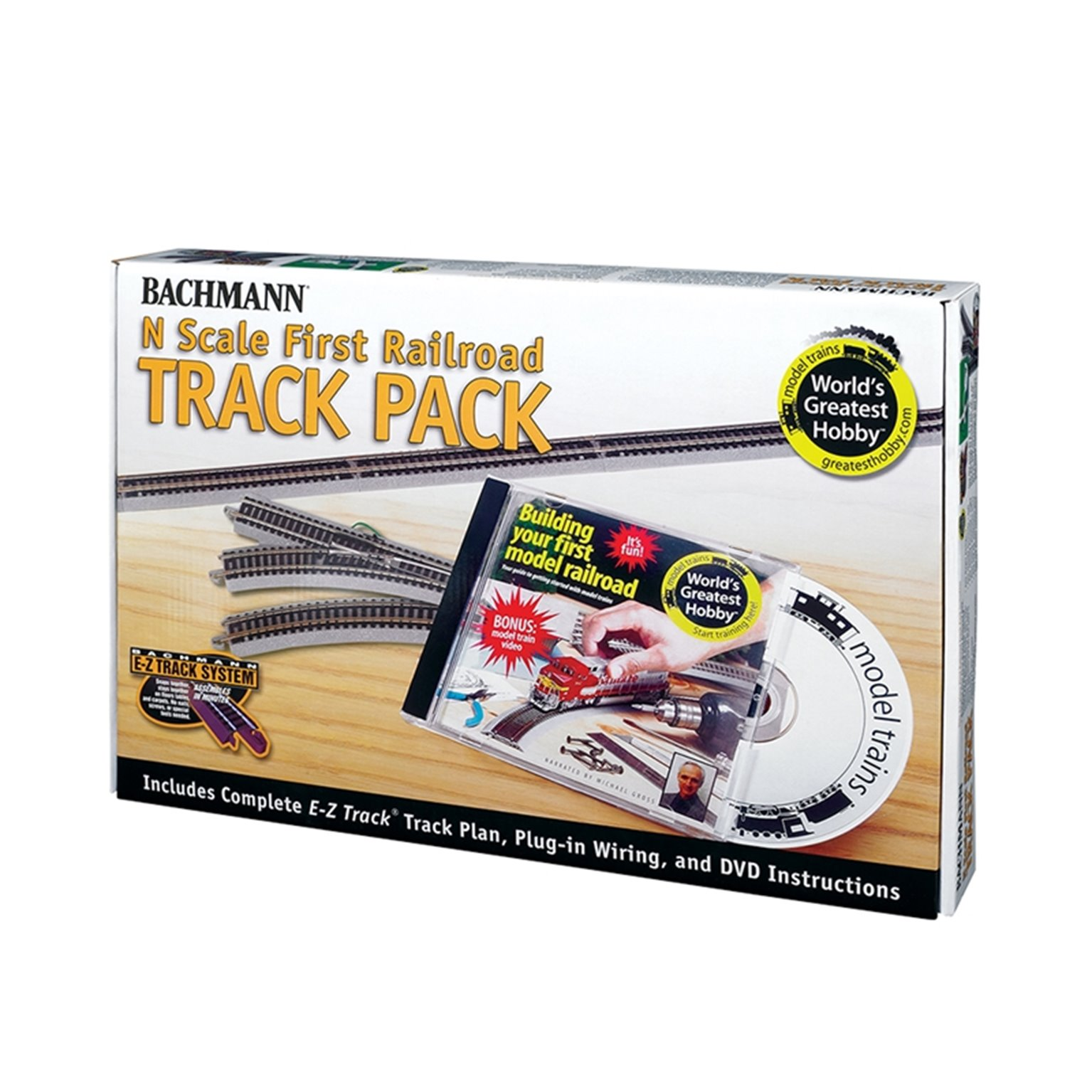 Worlds Greatest Hobby Track Pack (N)