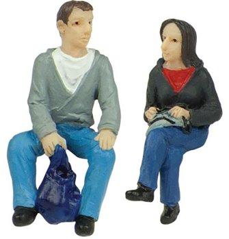 Sitting Passengers A