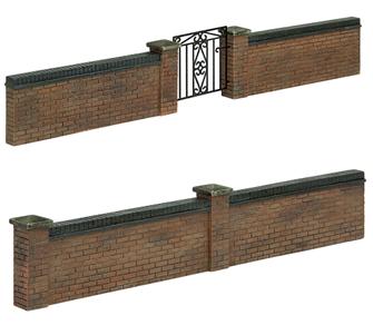 Walls & Gates