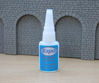 Expo Fine Grade Super Glue (20g)