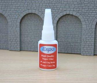 Expo Thick Grade Super Glue (20g)