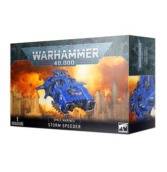 Warhammer 40,000 Space Marines Storm Speeder