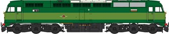 Class 47 (V2) BR Two Tone Green (Small Yellow Panel) Diesel Locomotive