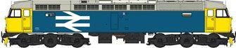 Class 47 (V3) BR Blue Large Logo Diesel Locomotive