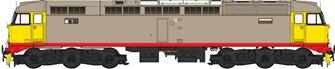 Class 47 (V3) Railfreight 'Red Stripe' Grey Diesel Locomotive