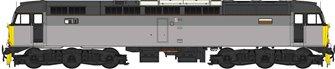 Class 47 (V3) Railfreight Sector Triple Grey Diesel Locomotive