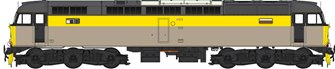 Class 47 (V3) BR Engineers Grey/Yellow Diesel Locomotive