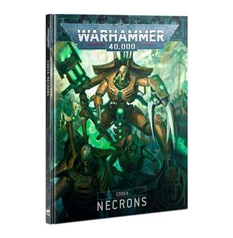 Warhammer 40,000 Codex Necrons
