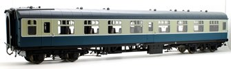 BR MK1 TSO Tourist Second Open Blue & Grey Coach