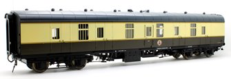 BR MK1 57' BG WR Chocolate & Cream Coach
