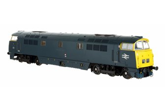 Western Prince Class 52 BR Blue FYE D1041 - DCC Fitted
