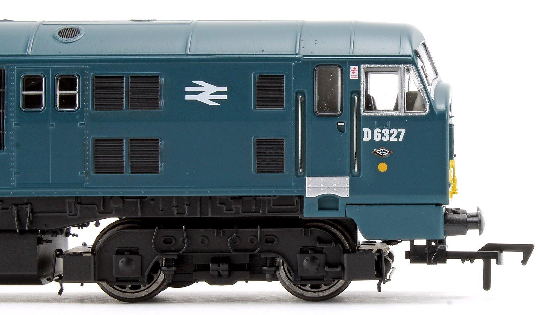 Class 22 D6327 BR Blue SYP Font A Headcode