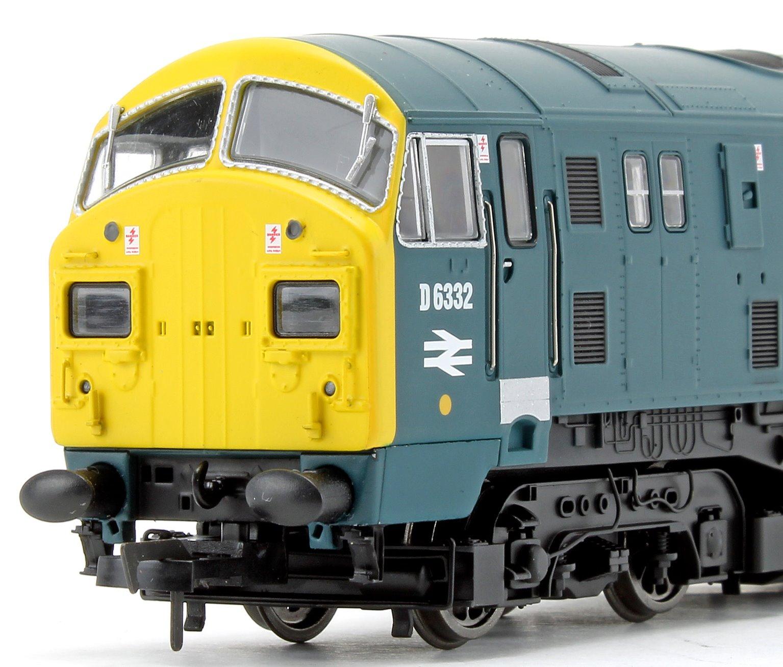 Class 22 D6332 BR Blue FYE Font A Headcode