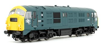 Class 29 D6107 BR Blue, Headcode Box (Full Yellow End) Diesel Locomotive DCC Sound
