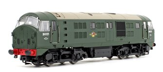 Class 21 D6121 BR GREEN (with Headcode Discs) Diesel Locomotive