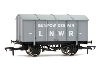 LNWR Gunpowder Van