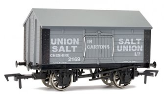 Union Salt Salt Van