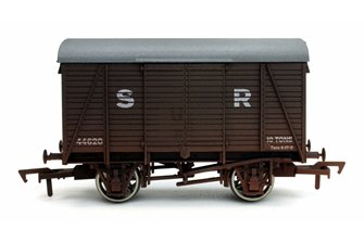 Box Van SR 44620 Weathered