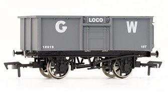 GWR Loco Coal 16 Ton Steel Mineral Wagon