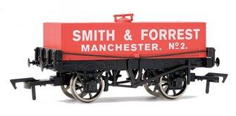 Smith & Forrest Rectangular Tank Wagon