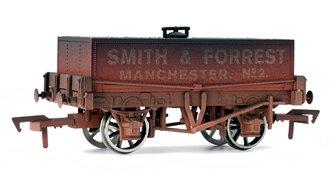 Smith & Forrest Rectangular Tank Wagon - Weathered