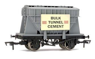 Bulk Tunnel Cement Presflo Wagon