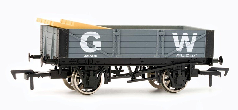 GWR 4 Plank Wagon #45506