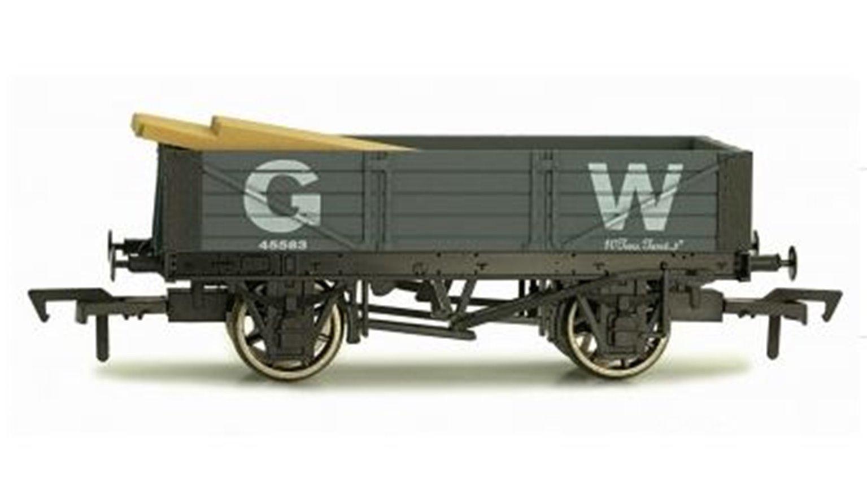 Dapol 4F-040-007 4 Plank GWR #45583
