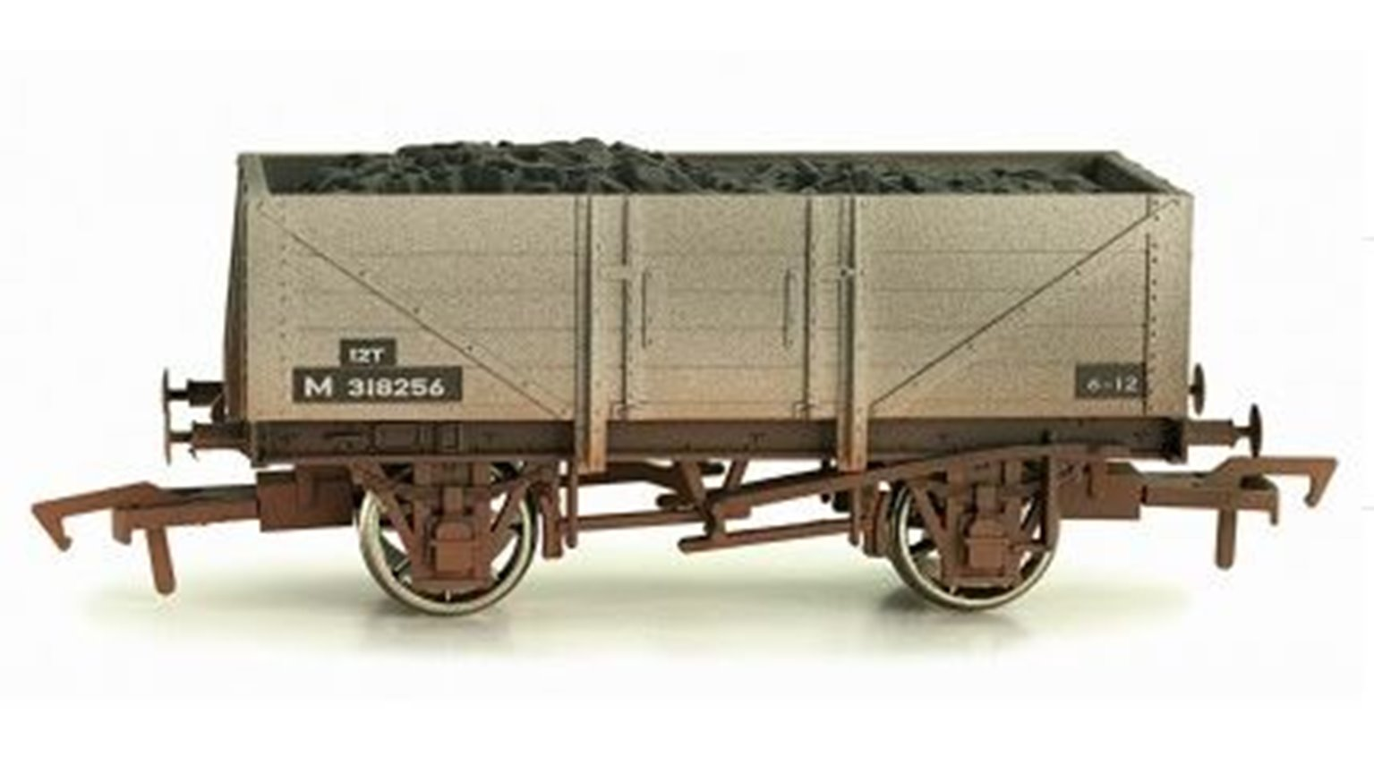 Dapol 4F-051-016 5 Plank BR - weathered