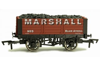 Dapol 4F-052-029 5 Plank 9ft wheelbase Marshall 5