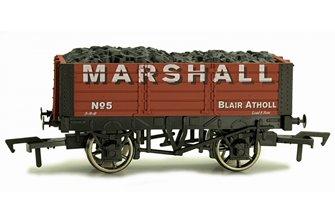 Dapol 4F-052-029 5 Plank 9ft wheelbase Marshall 5