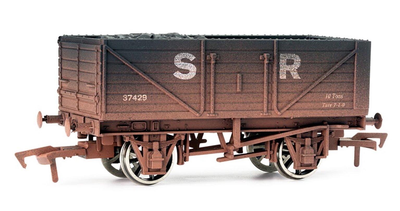 SR 7 Plank Wagon - Weathered