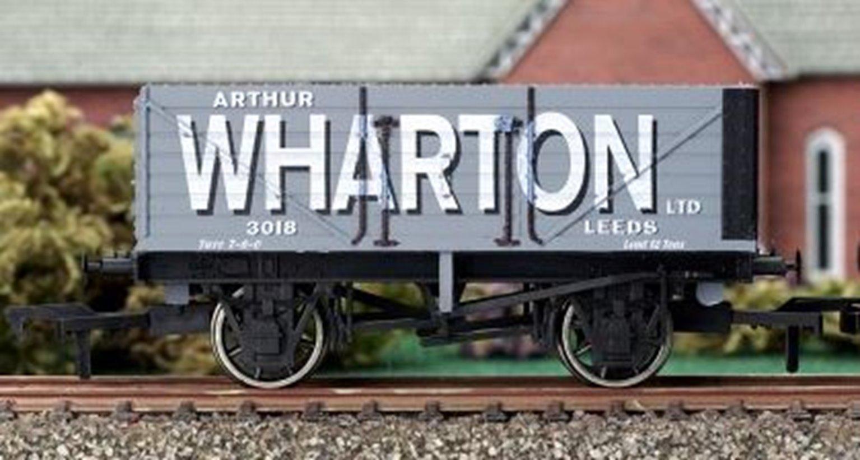 Arthur Wharton 7 Plank Wagon
