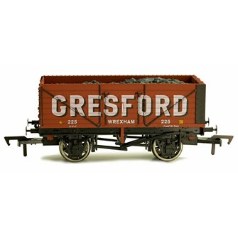Dapol 4F-071-136 7 Plank Wagon Gresford Wrexham 225
