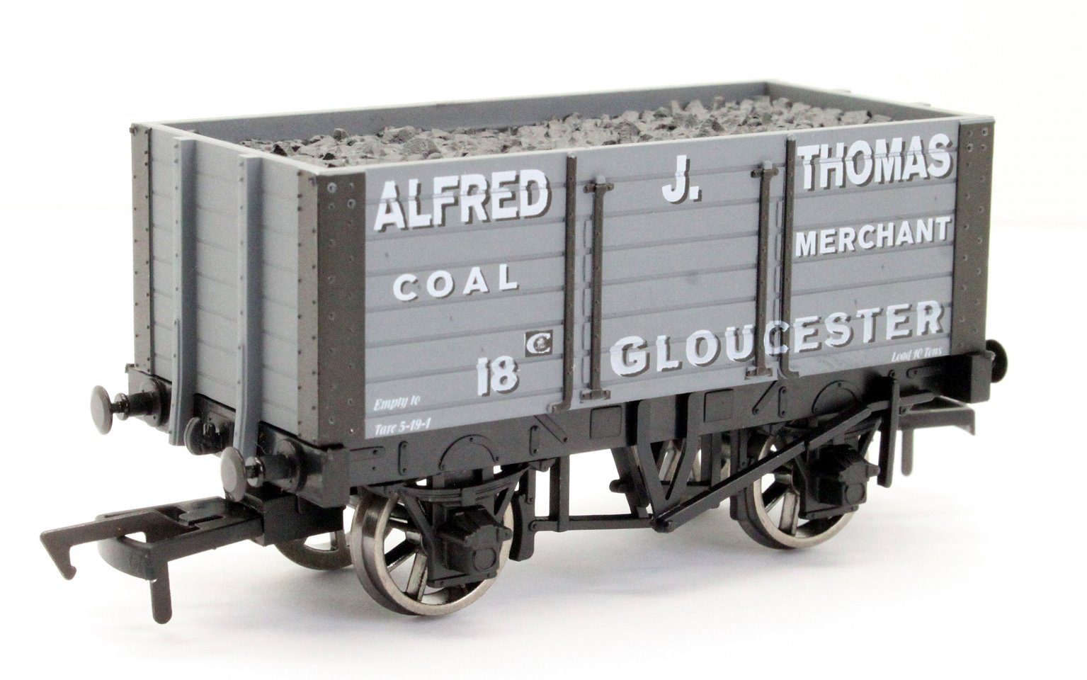 7 Plank Wagon 9ft Wheelbase Alfred J Thomas 18