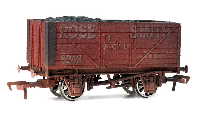 Rose Smith 8 Plank Wagon - Weathered