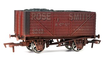 Rose Smith 8 Plank Wagon - Weathered