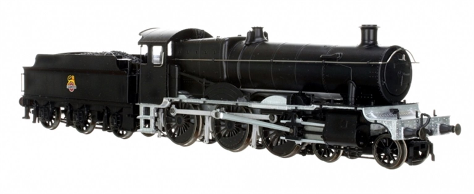 """""""Hook Norton Manor"""" BR Lined Black (Early Emblem) 78xx Manor Class 4-6-0 Steam Locomotive No.7823 DCC Fitted"""