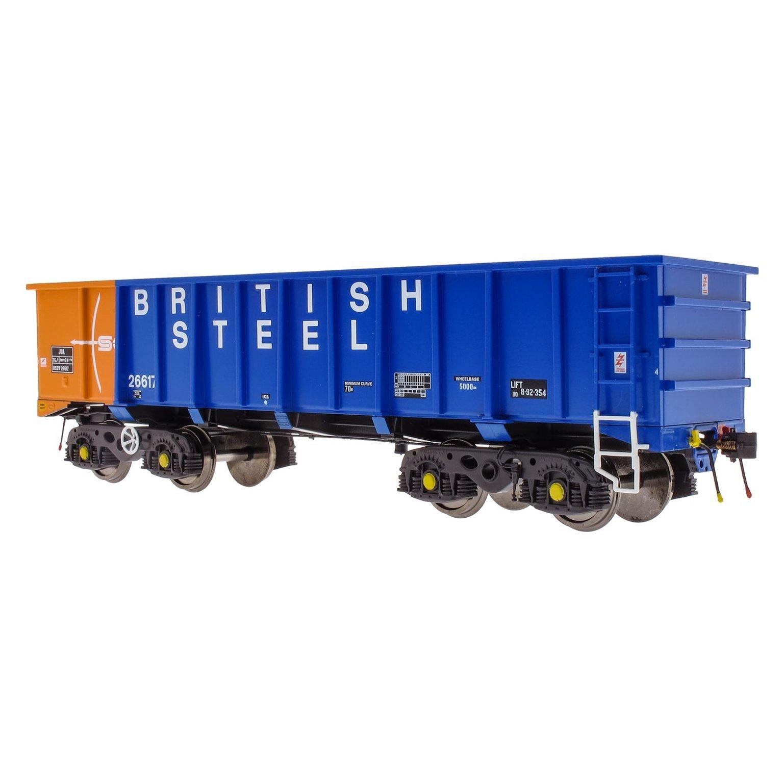 PTA/JTA+JUA Bogie Tippler Pack - British Steel Blue (Outer)
