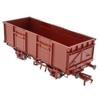 BR 21T COAL21VB / MDV Mineral Wagon Triple Pack - Bauxite Pre-TOPS- Pack D
