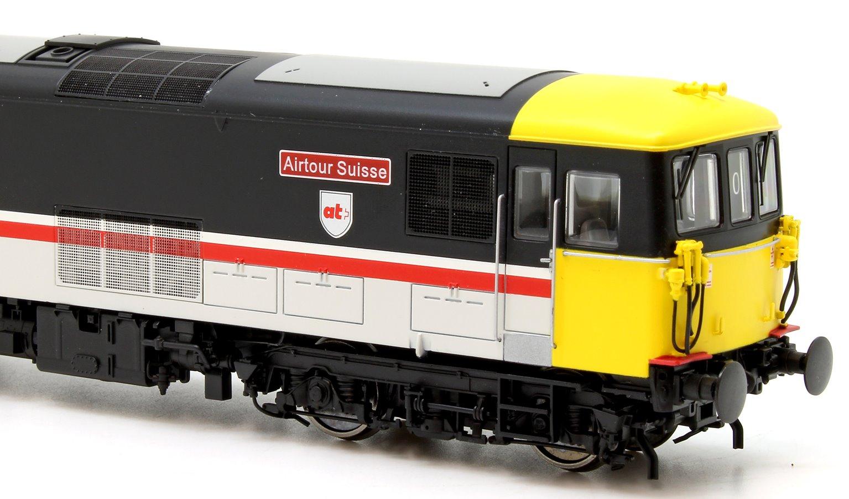 Class 73 102 'Airtour Suisse' Intercity Diesel Electric Locomotive