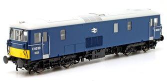 Class 73 - E6039 BR Blue (Double Arrow Logo) Diesel Locomotive