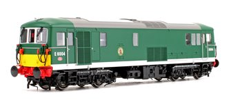 Class 73 BR Green Diesel Locomotive No.E6004 DCC Fitted
