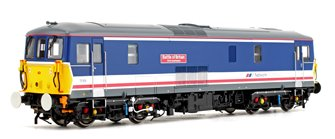 Class 73 109 'Battle of Britain' Network South East Diesel Locomotive DCC Fitted