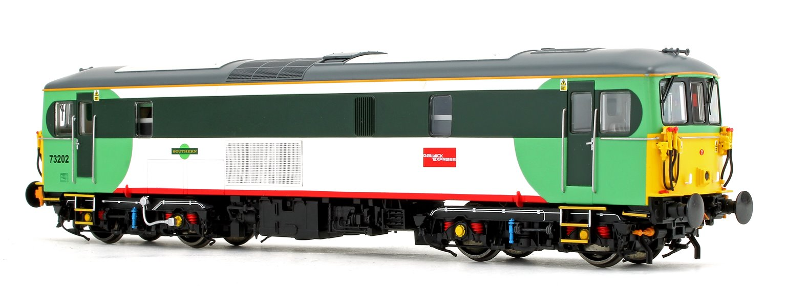 Class 73 202 Southern Green Diesel Locomotive DCC Sound Fitted