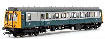 Class 121 Bubble Car BR Blue Grey Highland Stag Diesel Locomotive No.55026 - DCC Fitted