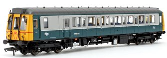 Class 121 Bubble Car BR Blue Grey Welsh Dragon Diesel Locomotive No.55032